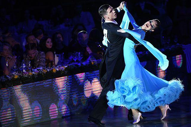 Москва танцует. В столице пройдет чемпионат по танцам