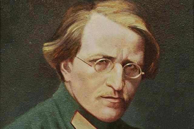 Портрет Владимира Антонова-Овсеенко работы художника Мирона Лукьянова.