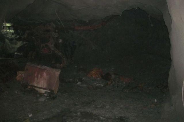 Три версии: СК проводит проверку по факту ЧП в руднике Гайского ГОКа.