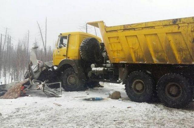 Авария в Нефтеюганском районе