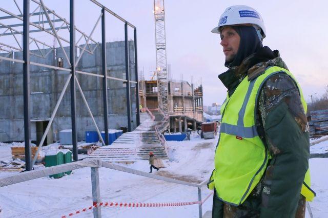 Дыбаль представил Буркову нового президента омского