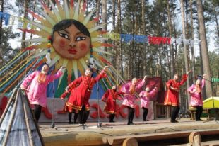 Шорцы и телеуты Кемеровской области отметят Чыл-Пажи.