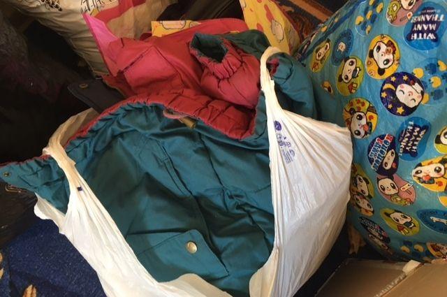 Объявлен сбор помощи для 10 семей погорельцев из Янтарного.