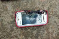 Девушка погибла во время разговора из-за взрыва смартфона