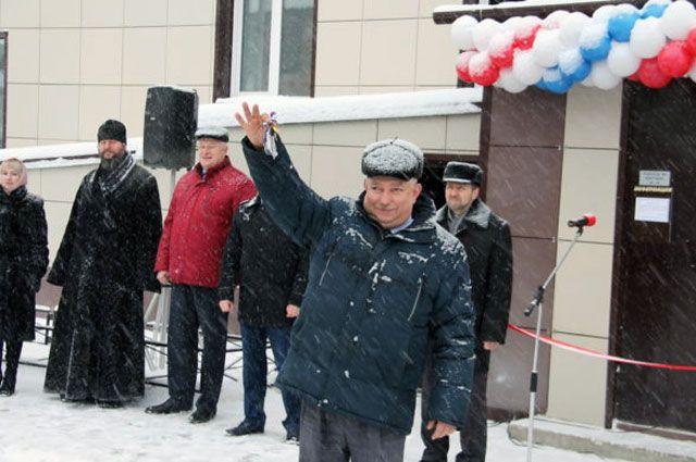 Недавно в городе Нелидово Тверской обл. 63 семьи получили ключи от квартир в новом доме.