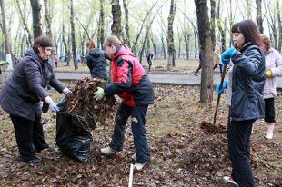 Красноярцы могут внести свой вклад в уборку города.