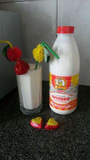 Я очень люблю продукцию «Молочной сказки»! Но особенно алтайское отборное молоко! Из него получается великолепный молочный коктейль!