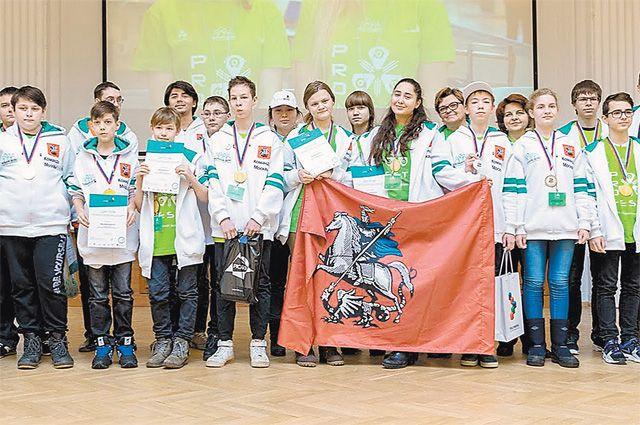 70 московских школьников, решивших принять участие в чемпионате «Профессионалы будущего», показали, что добились в профессии определённых высот.