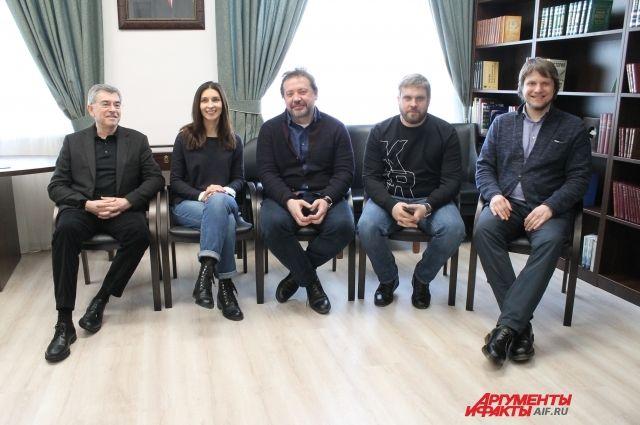 Съёмки фильма по книге писателя Алексея Иванова начнутся в 2019 году