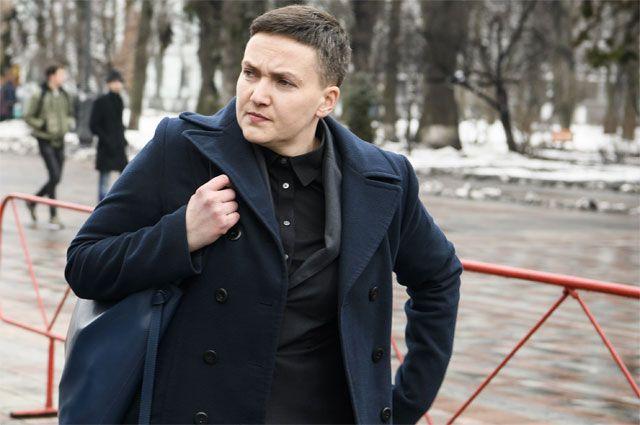 Сбомбой запазухой. Савченко из героя Украины превратилась в террористку