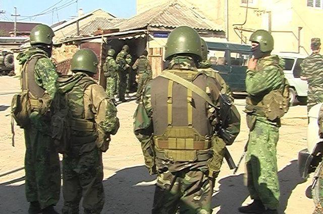 Режим КТО введен в 2-х городах Дагестана