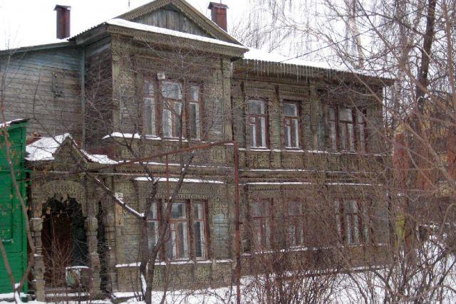 Дом №5 по улице Пожалостина стал объектом культурного наследия.