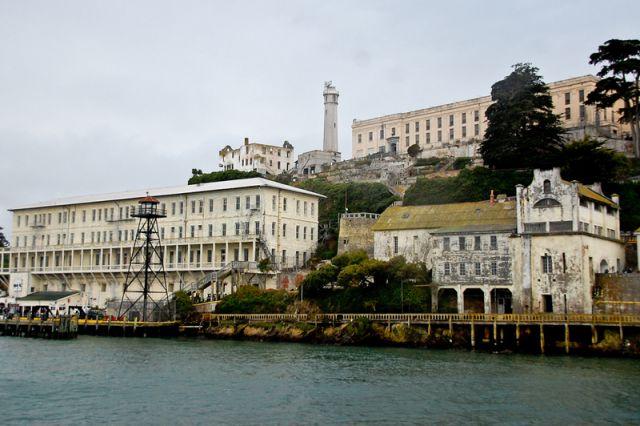 Алькатрас: как выглядела самая известная тюрьма в мире