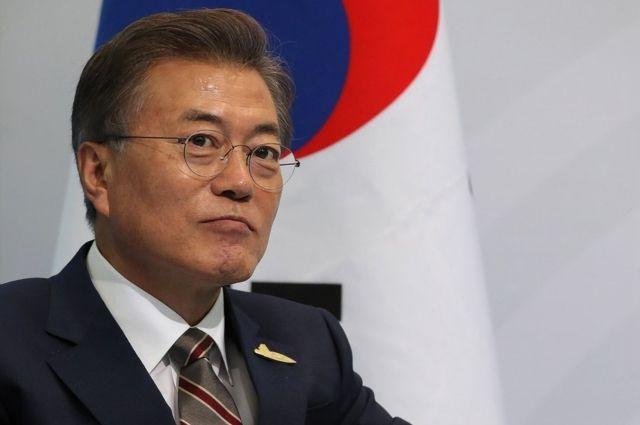 Президент Республики Корея: Пхеньян, Вашингтон иСеул могут провести трехсторонний саммит