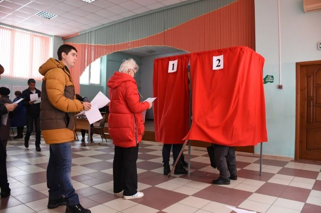 Явка в Татарстане оказалась выше среднероссийской на 10%