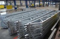 Новое производство позволит поставлять металлоконструкции заказчикам.