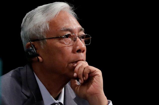 Президент Мьянмы ушел вотставку