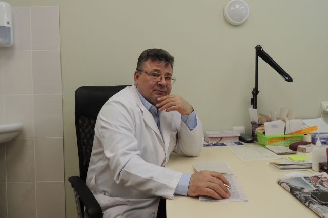 Женский доктор Сергей Проксеев.