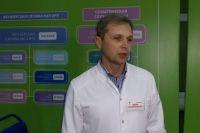 Евгений Камкин вернулся на прежнее место работы.