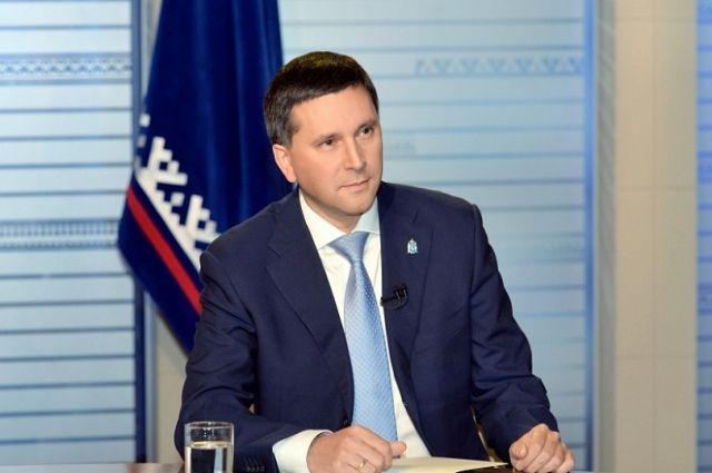 Губернатор Ямала открыл экспертную сессию по разработке Стратегии-2030