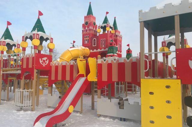 В 2018 в Омской области благоустроят общественные пространства и дворы.