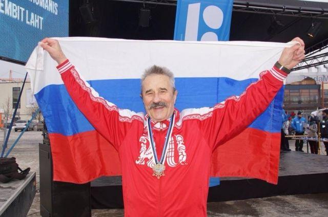 Вячеслав Тихонов.