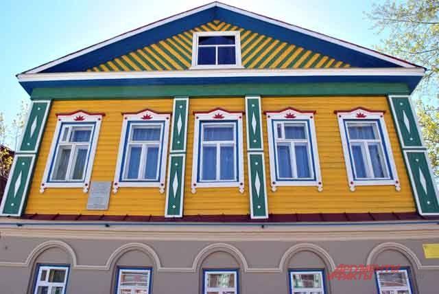 Дом Марджани в Старо-Татарской слободе.