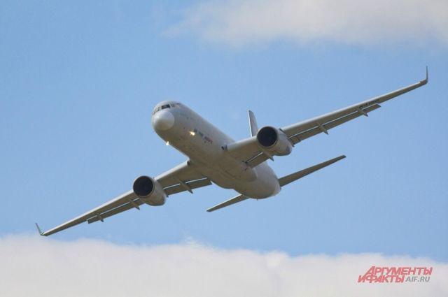На самолетах Ту-204 и Ил-76 украинские детали поменяют на российские