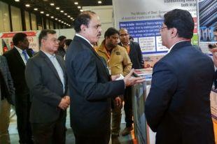 Цель выставки - показать современный экспортный потенциал индийских компаний.