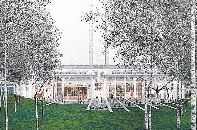Историческая электростанция ГЭС-2 на Болотной площади сохранится, но в её залах планируется разместить Музей современного искусства.
