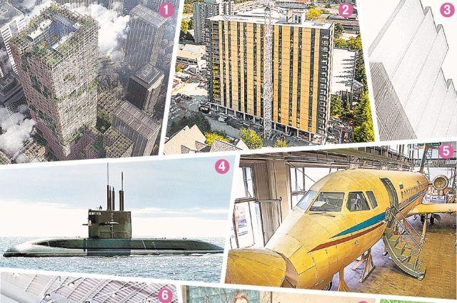 Зачем в XXI веке небоскрёбы и машины из дерева? - Real estate