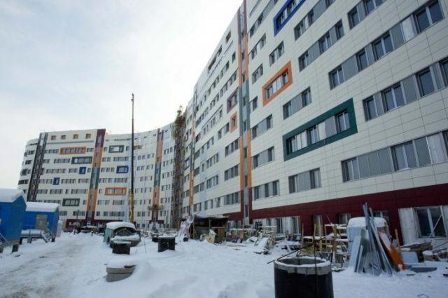 Строительство перинатального центра в Сургуте
