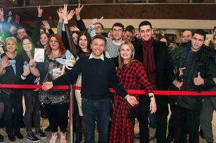 Один из основателей театра «Квартет И», актёр и сценарист фильма «О чём говорят мужчины» Леонид Барац встретился со зрителями в рсотвоском киноцентре «Большой».