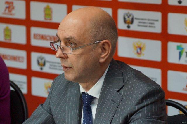 Вадиму Богацкову уже нашли замену.