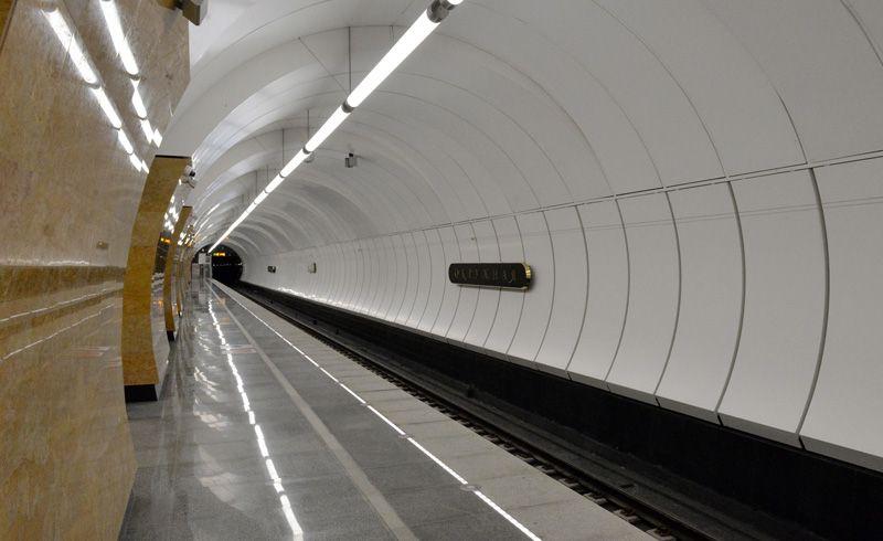 Станция «Окружная».