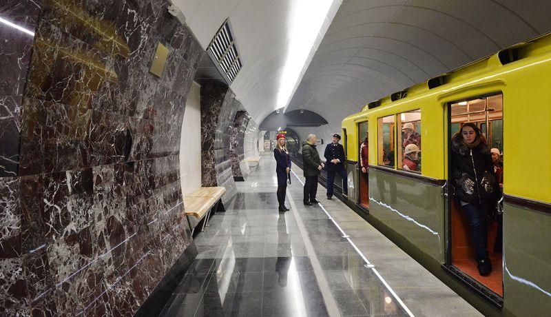 Станция «Верхние Лихоборы».