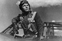 Трижды Герой Советского Союза Иван Кожедуб ни разу не был сбит во время Великой Отечественной войны. Ему всегда удавалось посадить свой самолет.