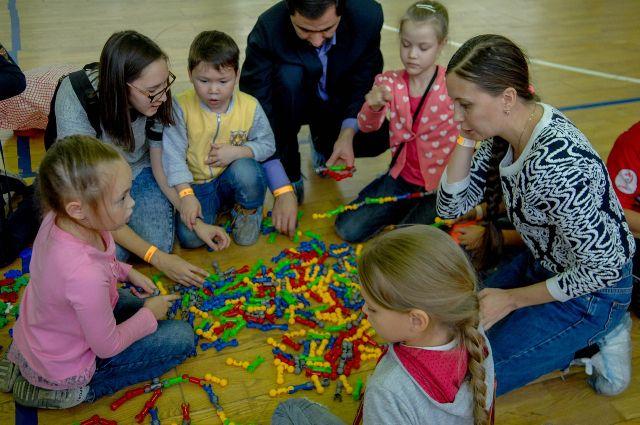 Долгожданное событие – семейная игротека пройдет в эти выходные в Сургуте