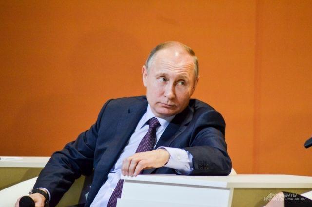 Путин обсудил с Совбезом РФ российско-британские отношения и Сирию