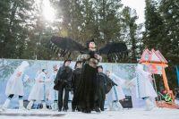 На празднике пройдет конкурс на лучший костюм и гнездо Вороны.