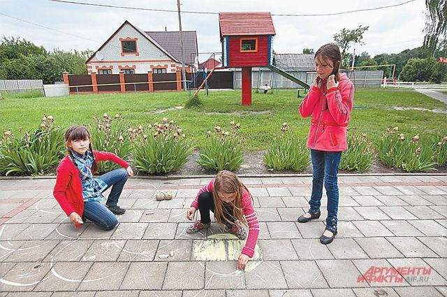 Детский конкурс