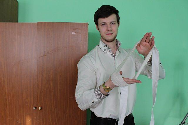 Антон Каморов - изобретатель