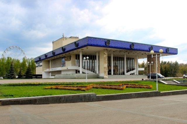 Русский драматический театр Уфы