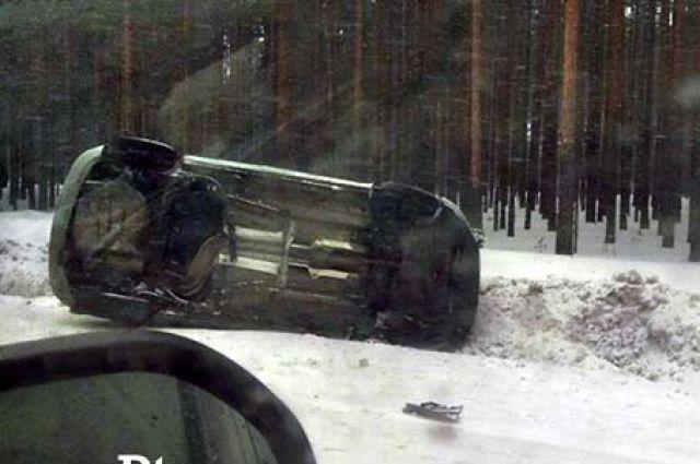 НаУралмаше женщина зарулем устроила ДТП и«поймала» нетрезвого водителя