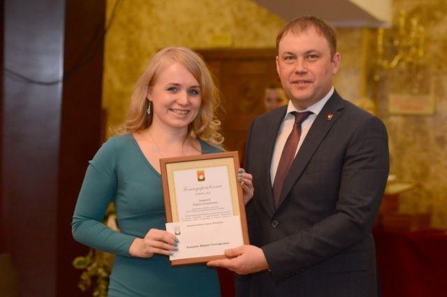 Илья Середюк поздравил работников культуры с профессиональным праздником.