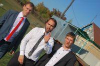 Алексей, Вадим и Святослав на собственном примере показали, что и после детдома можно устроить свою жизнь так, чтобы быть счастливыми.