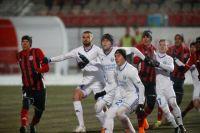 Последний матч в Перми красно-чёрные провели против курского «Авангарда» 27 февраля.