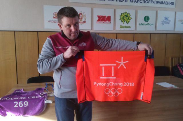 Алексей Камышов с коллегами поделились впечатлениями и трофеями из Пхёнчхана.