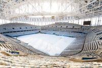 Стадион «Нижний Новгород» разрешили ввести в эксплуатацию.