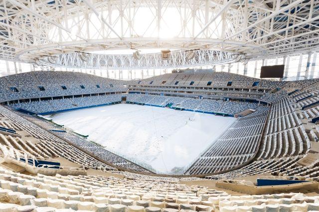 Стадион вНижнем Новгороде готов принять гостейЧМ